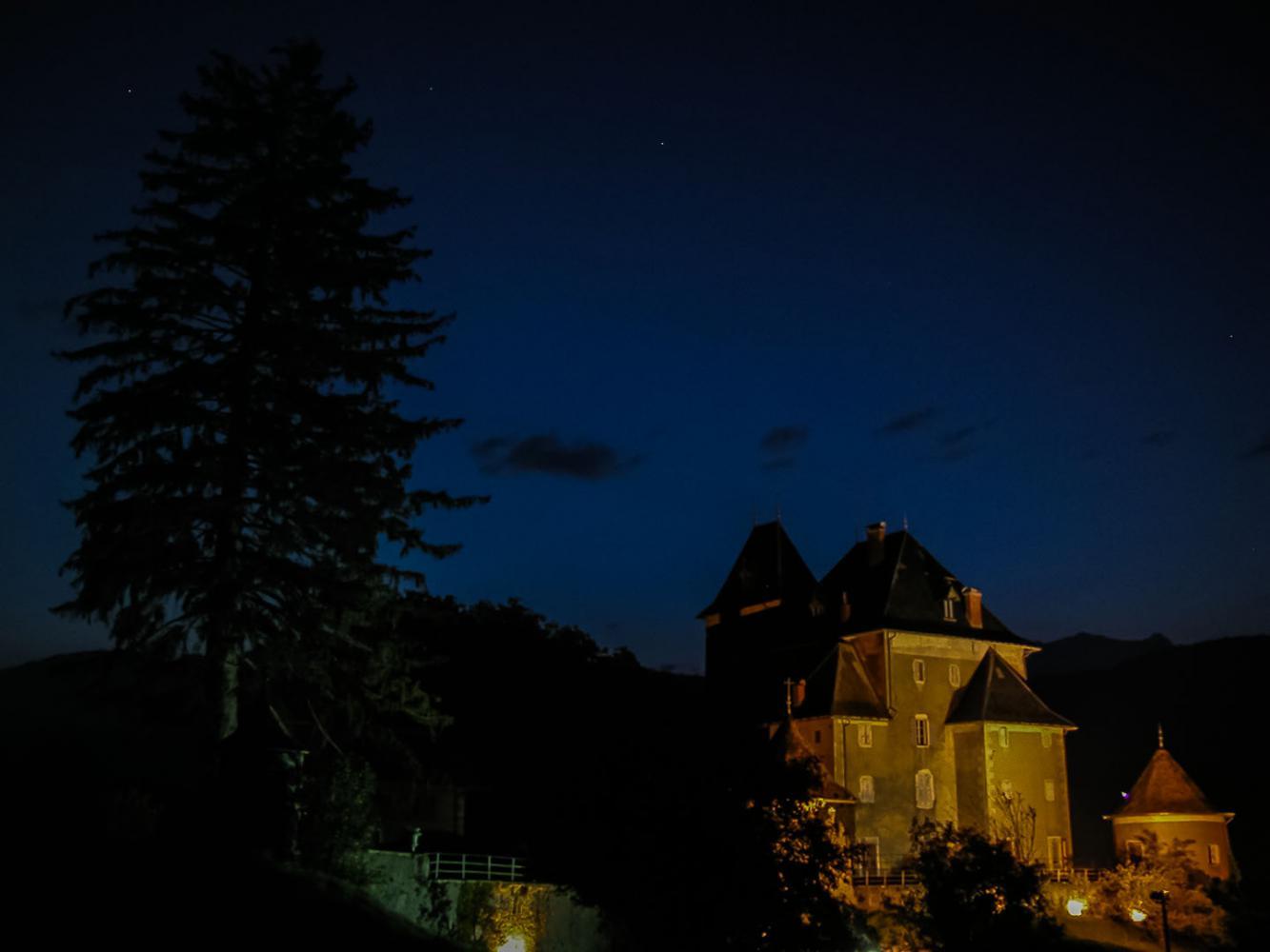 Chateau-nuit
