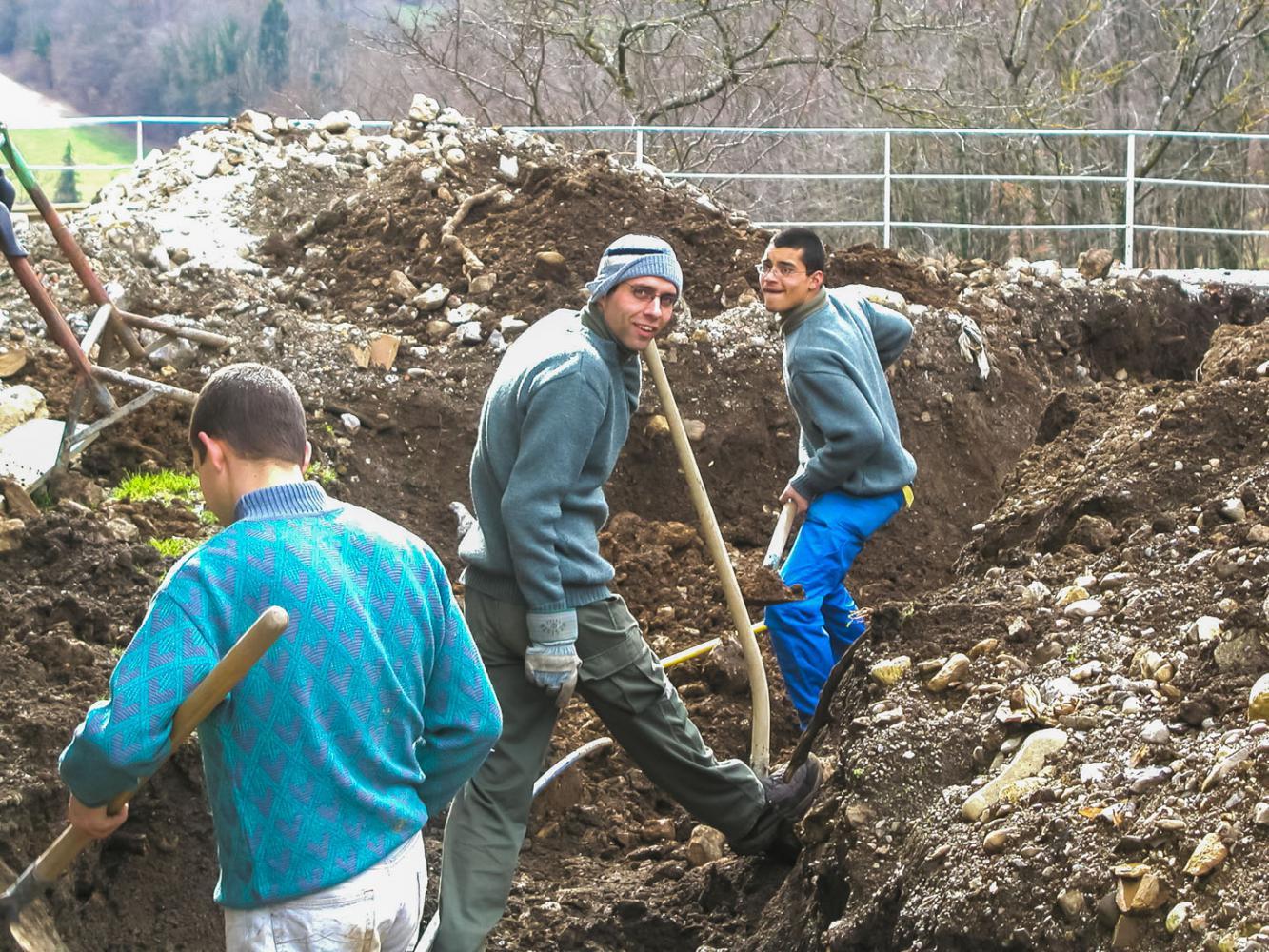 travaux-fouilles
