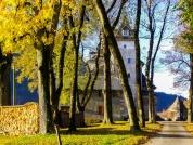 chateau-automne
