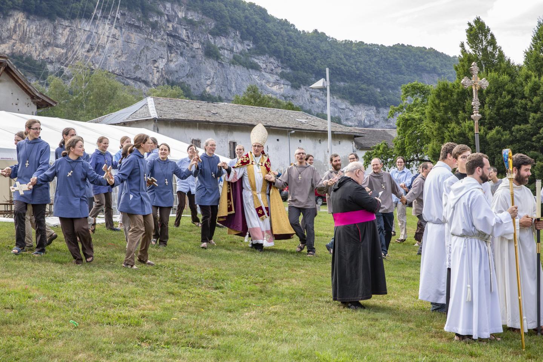 Voeux définitifs Eucharistein 100