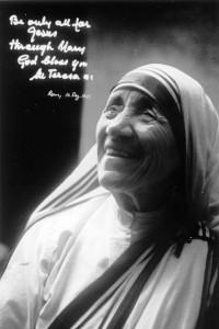 Sainte-Teresa-de-Calcutta