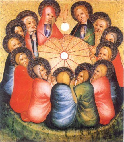 Changement de gouvernance à la fraternité Eucharistein